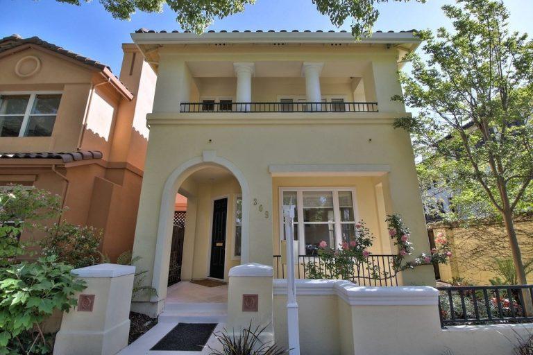 309 Emerson St. Palo Alto, CA 94301