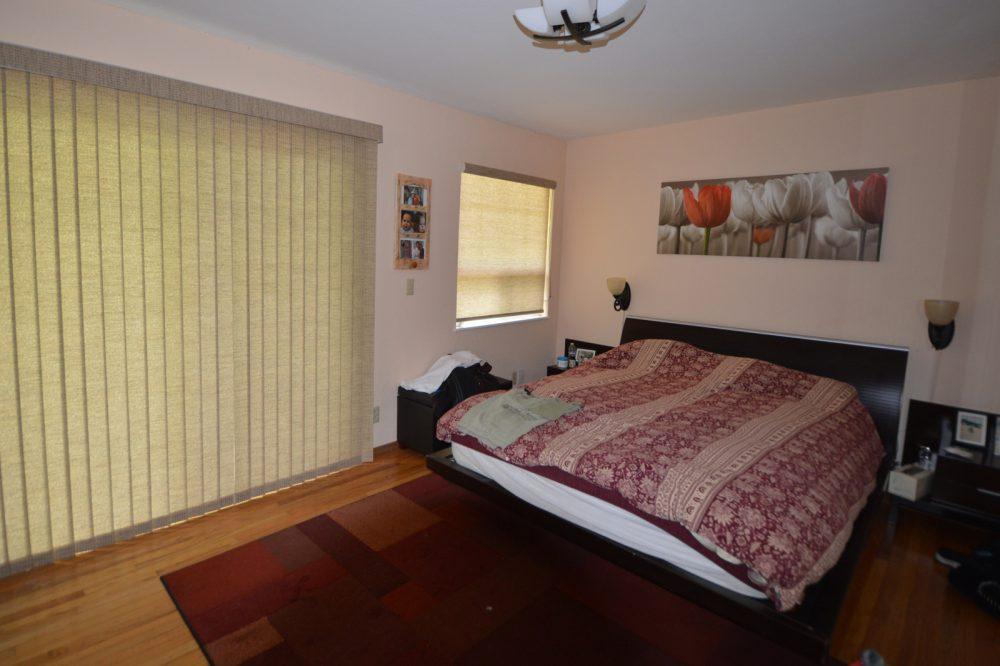 Bedroom before redo