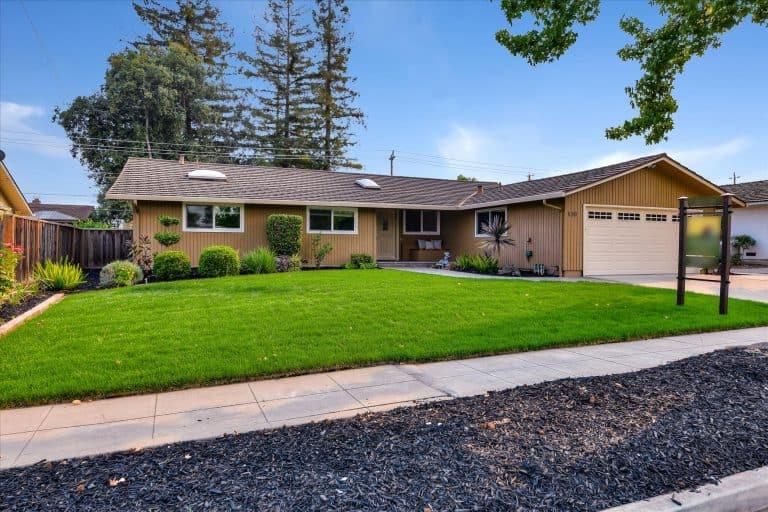 830 Louise Dr, Sunnyvale, CA 94087